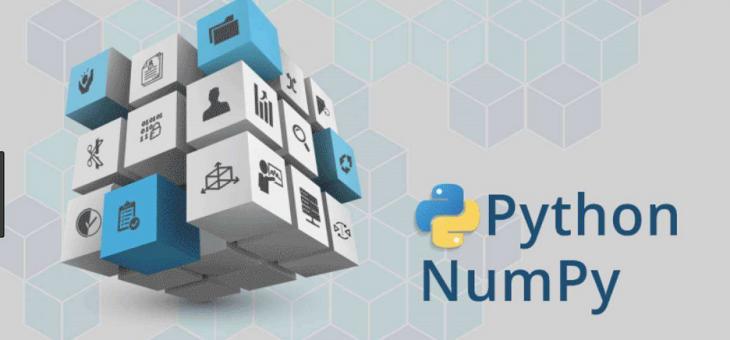 Python – NumPy库的使用