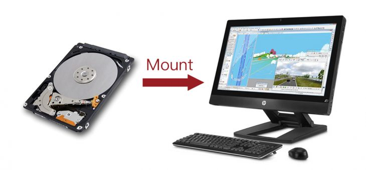 Ubuntu使用gpt模式分区并挂载新硬盘